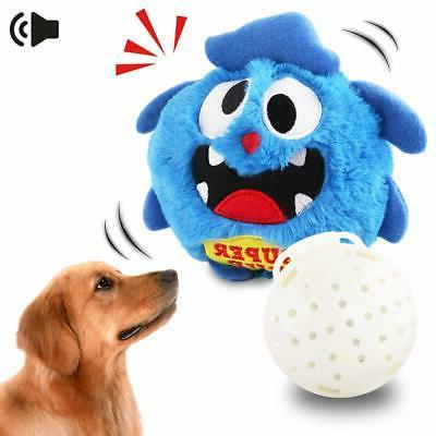 Petbobi Upgrade Dog Interactive Ball Shake Bouncer Exercise Toy Puppy Motorized Entertainment Pets