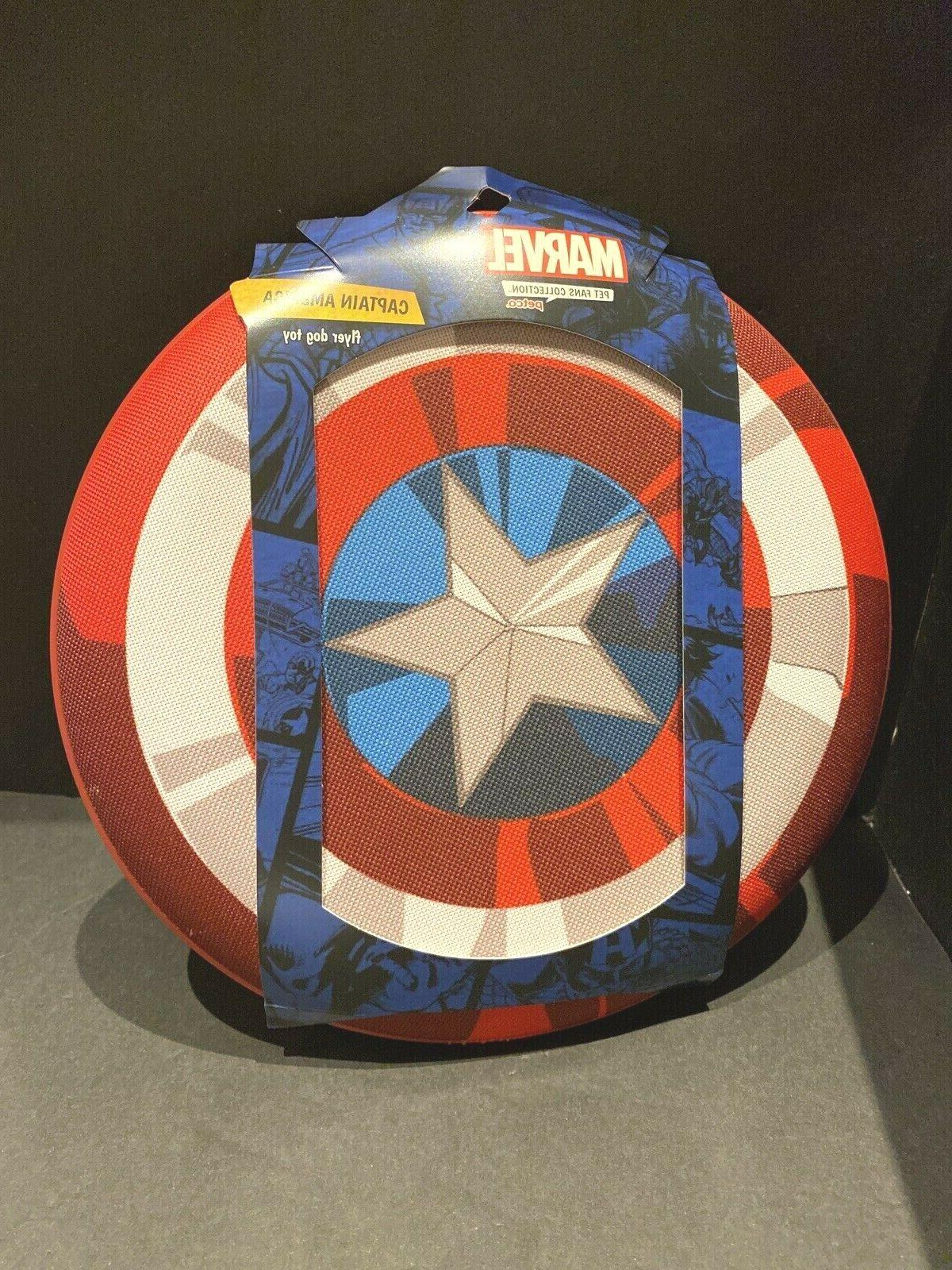Marvel America Shield Flyer Toy, Medium