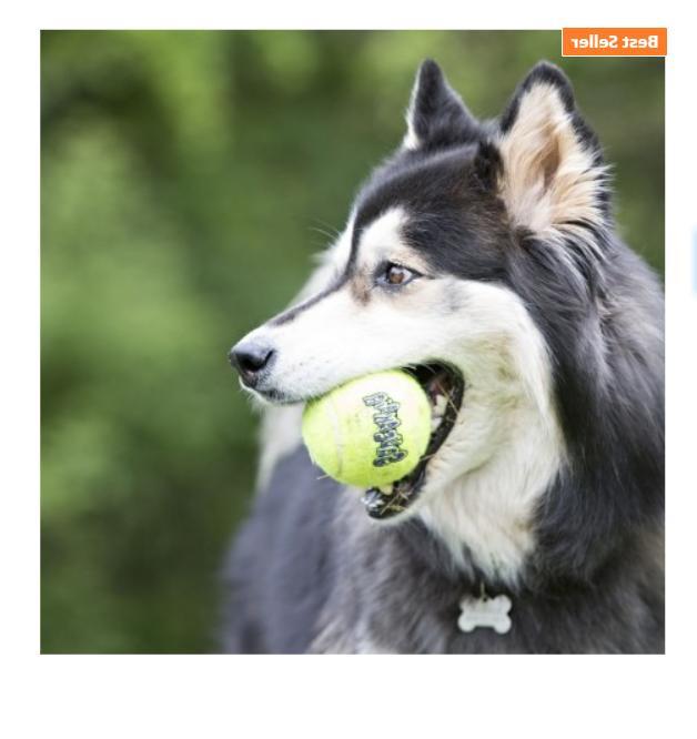 Ball for Dogs KONG Balls Toy. Non-abrasive!