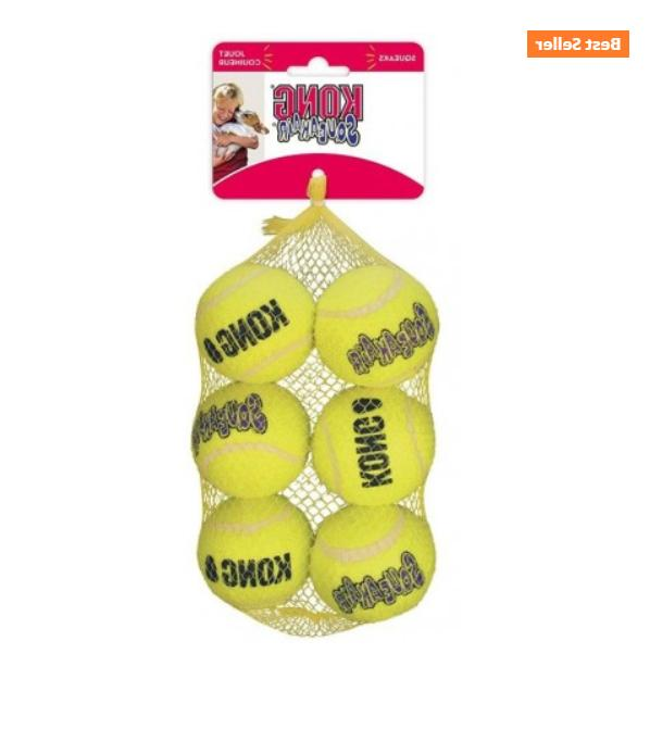 Ball for Dogs Air Balls Squeaky Toy. Non-abrasive!
