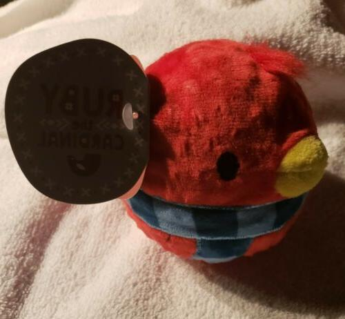 Bark Ruby Red Dog Ball