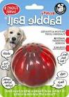 Pet Qwerks Blinky Babble Ball Interactive Dog Toy, Flashes &