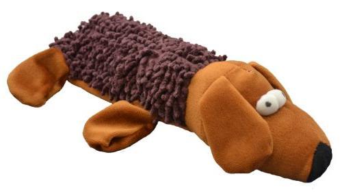 Amazing Shaggy Squeak Dog
