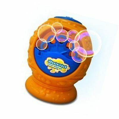 Bubbletastic Bacon Bubble Machine for Dogs - With FREE 8oz.