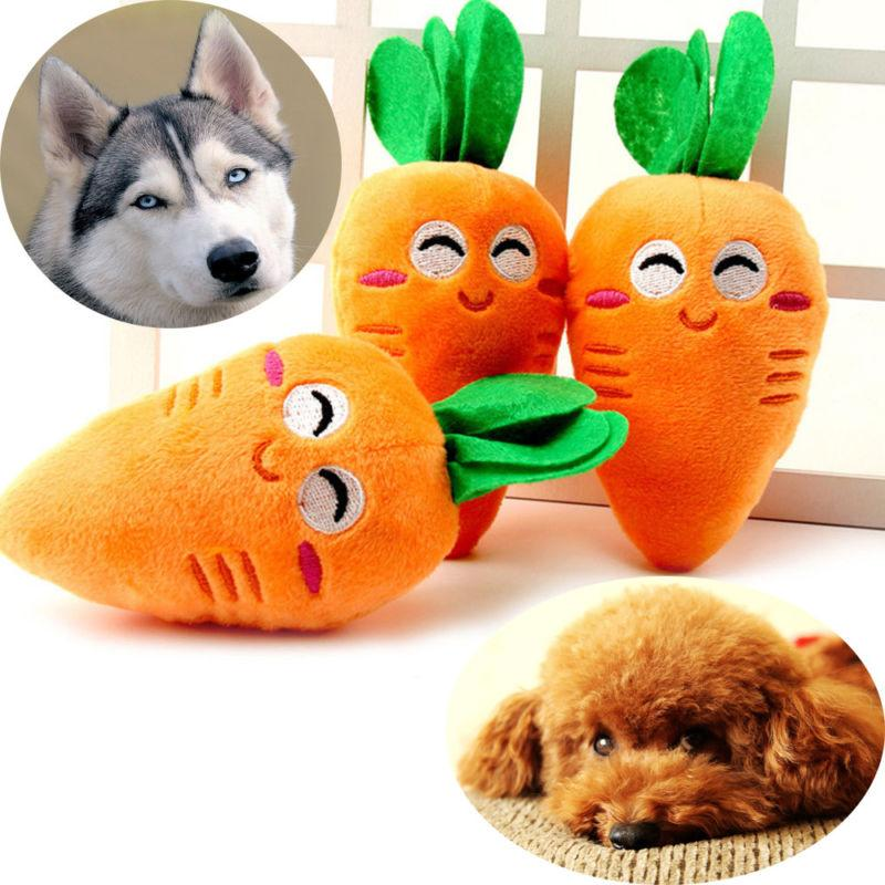 Carrot Chew Cute Pet Sound