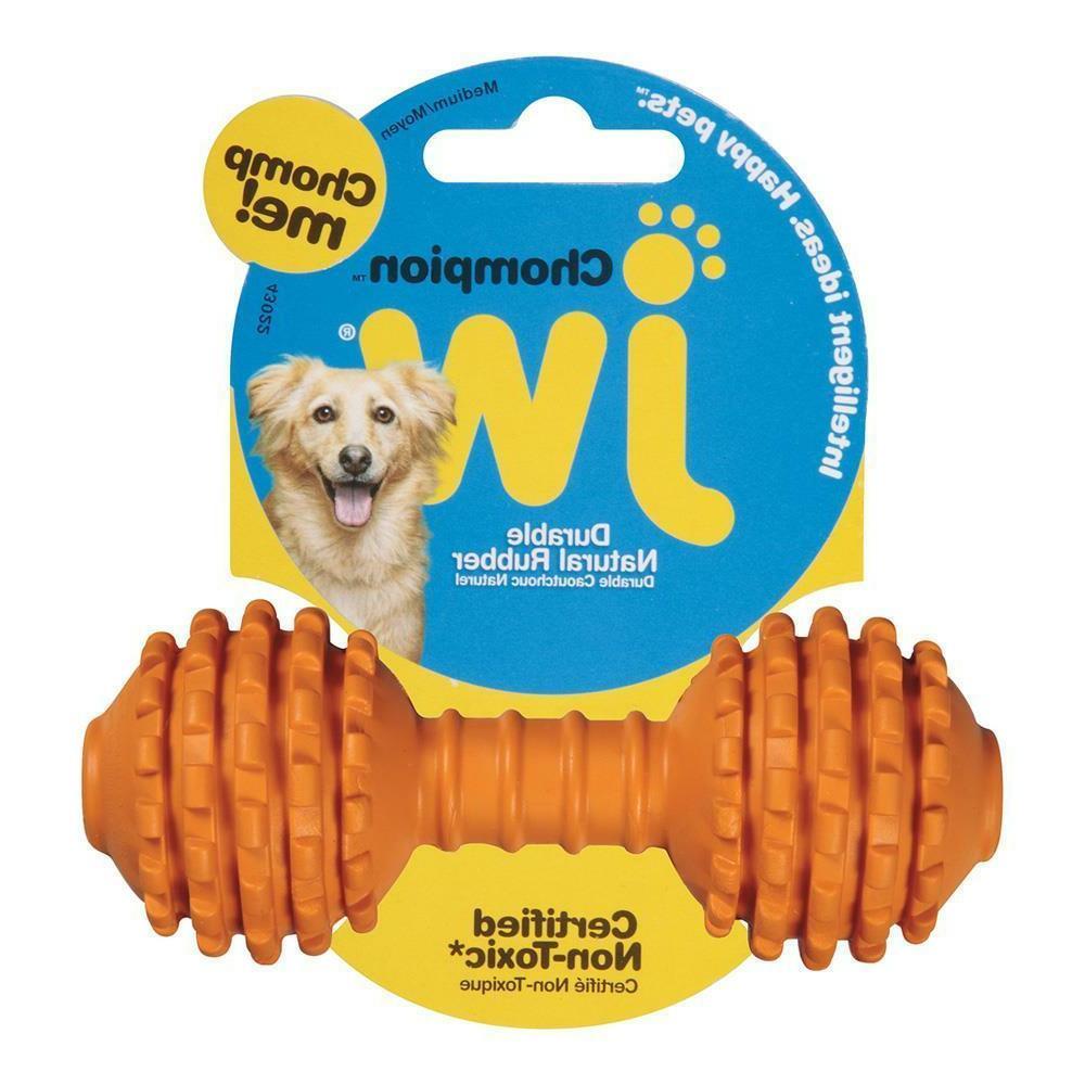 JW Pet Chompion Dog Toy, Color