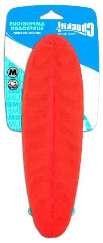 Chuckit! Amphibious Surfboard Dog Toy