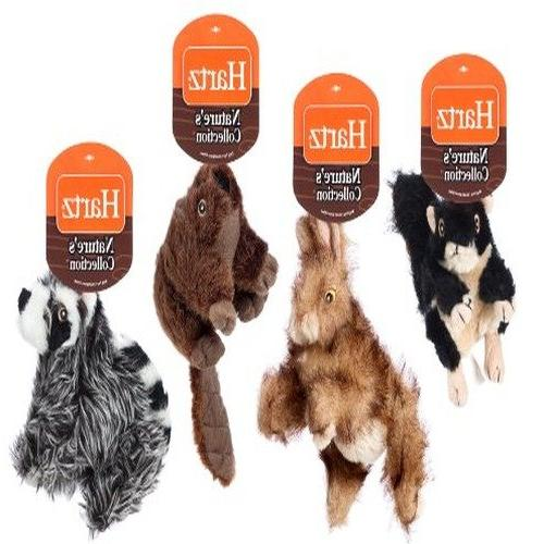 collection plush dog toy each