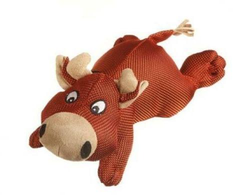 Dazzlers Cow Plush Toy