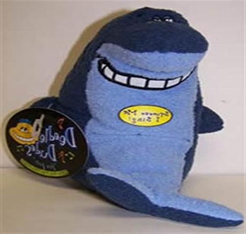 deedle dude singing shark plush