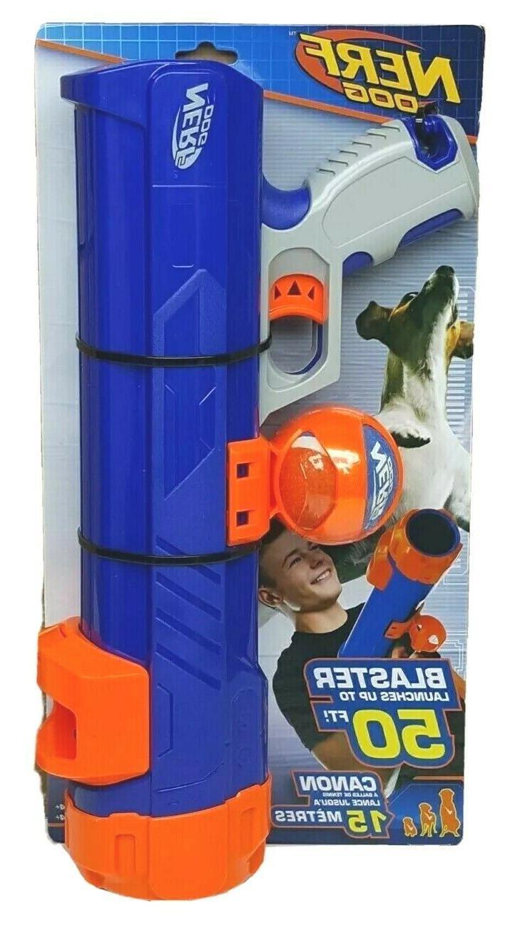 dog tennis ball blaster with 1 blaster