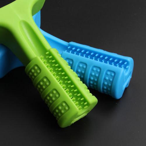 Dog Toothbrush Pet Brushing Stick Oralcare