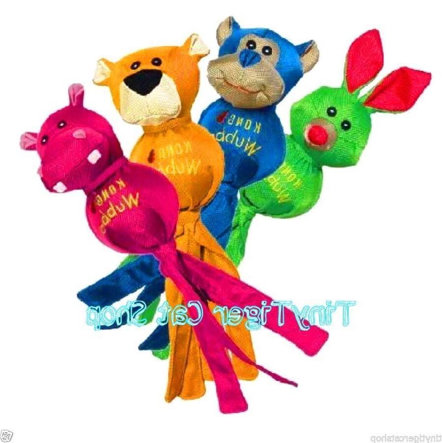 dog toy wubba ballistic squeaker dog s