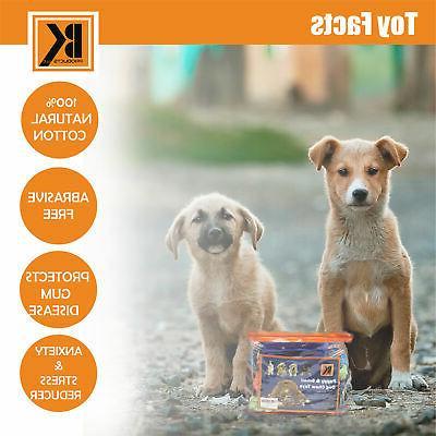 Dog Toys -13 & - Chew Toy Puppy Small Medium Dogs BK