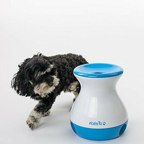 Dogs Fetching Best Frenzy Mini Ball Launcher Automatic Ball