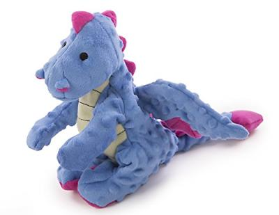 dragons periwinkle dog toy