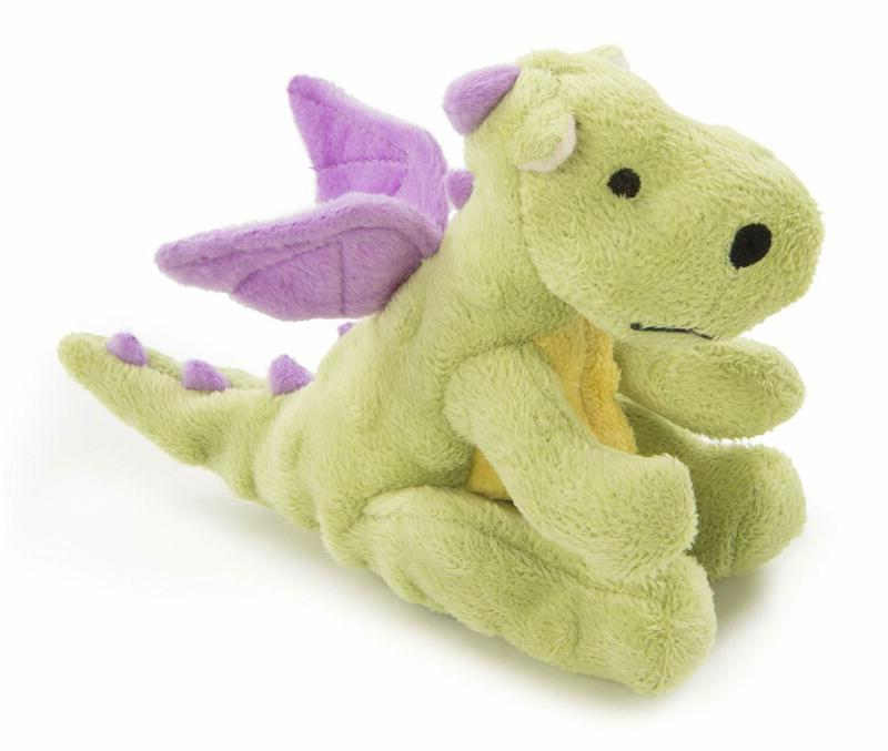 goDog with Guard Durable Plush Squeaker Toy