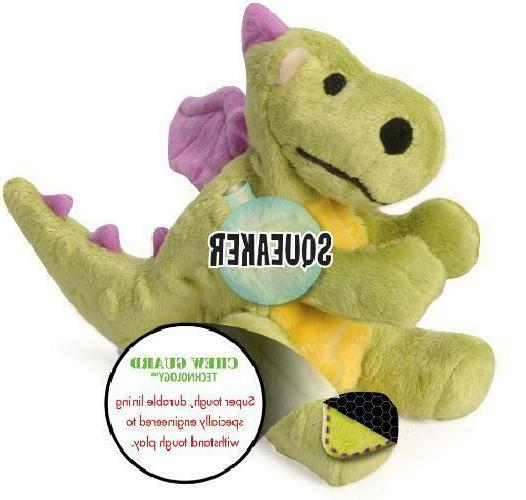 goDog Dragons with Guard Technology Durable Durable Plush