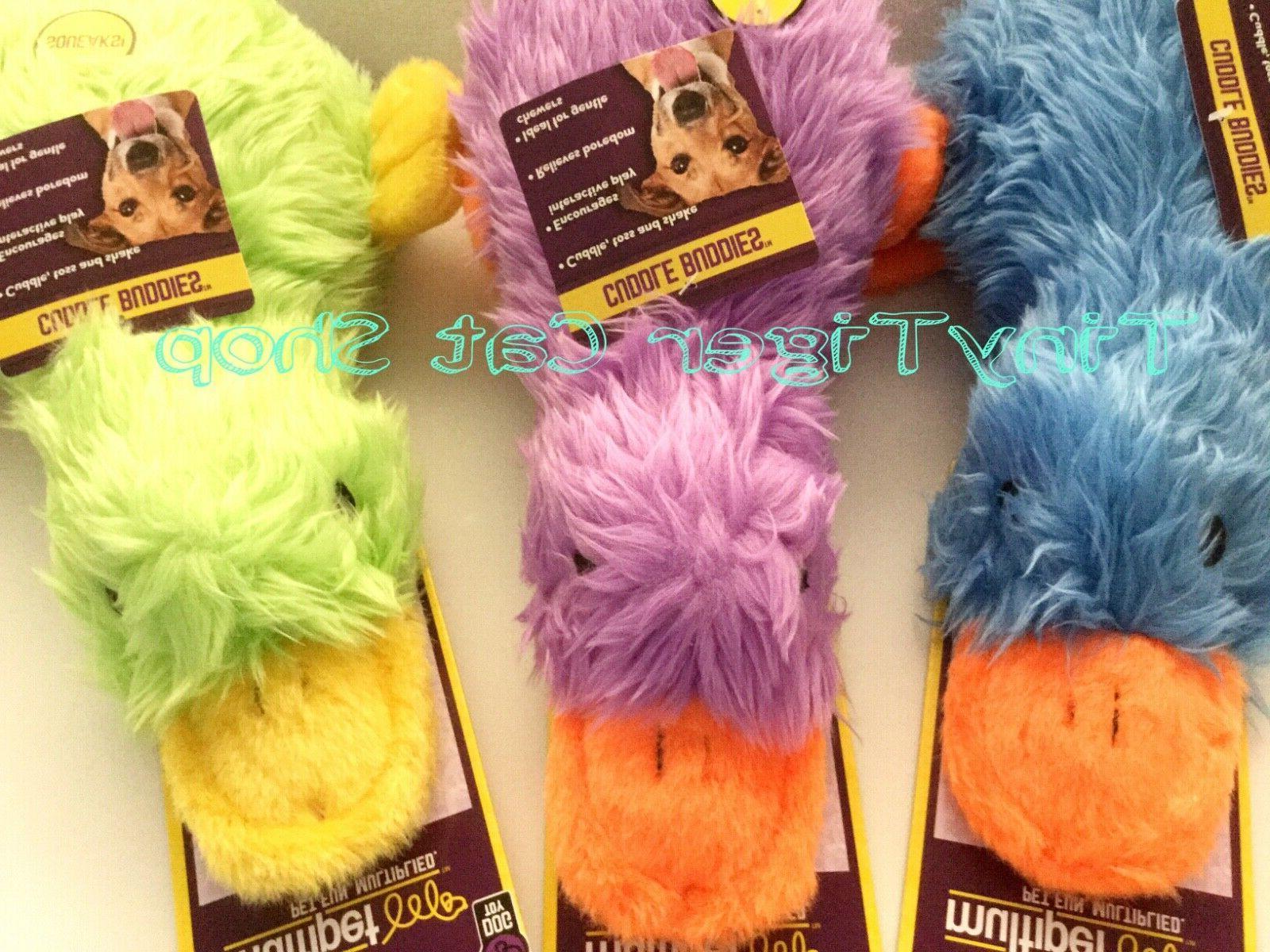 duckworth yellow duck dog toy