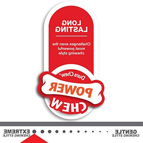 Nylabone Dura Chew Power Chew Durable Chew Toy, Great for Aggressive