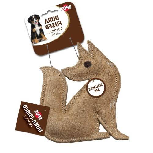 Ethical Dura-Fused Leather Small, Squirrel