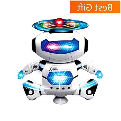 electronic robot toys