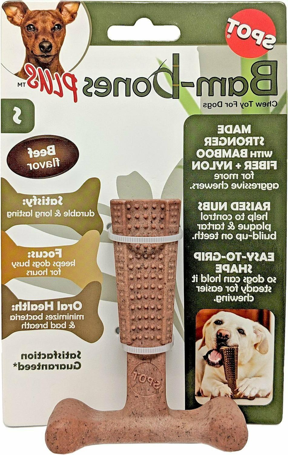 Ethical Pet Bambone Beef Dog Toy Shipping