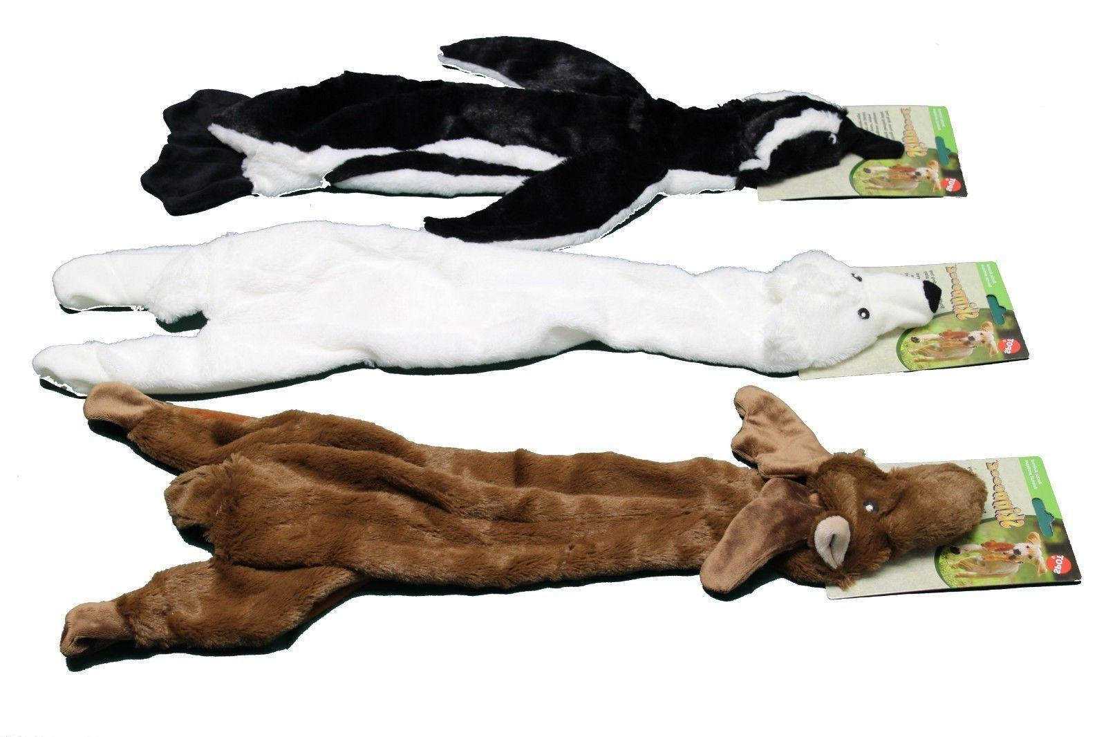 """Ethical Skinneez 23"""" Stuffingless Polar Bear, or Moose"""