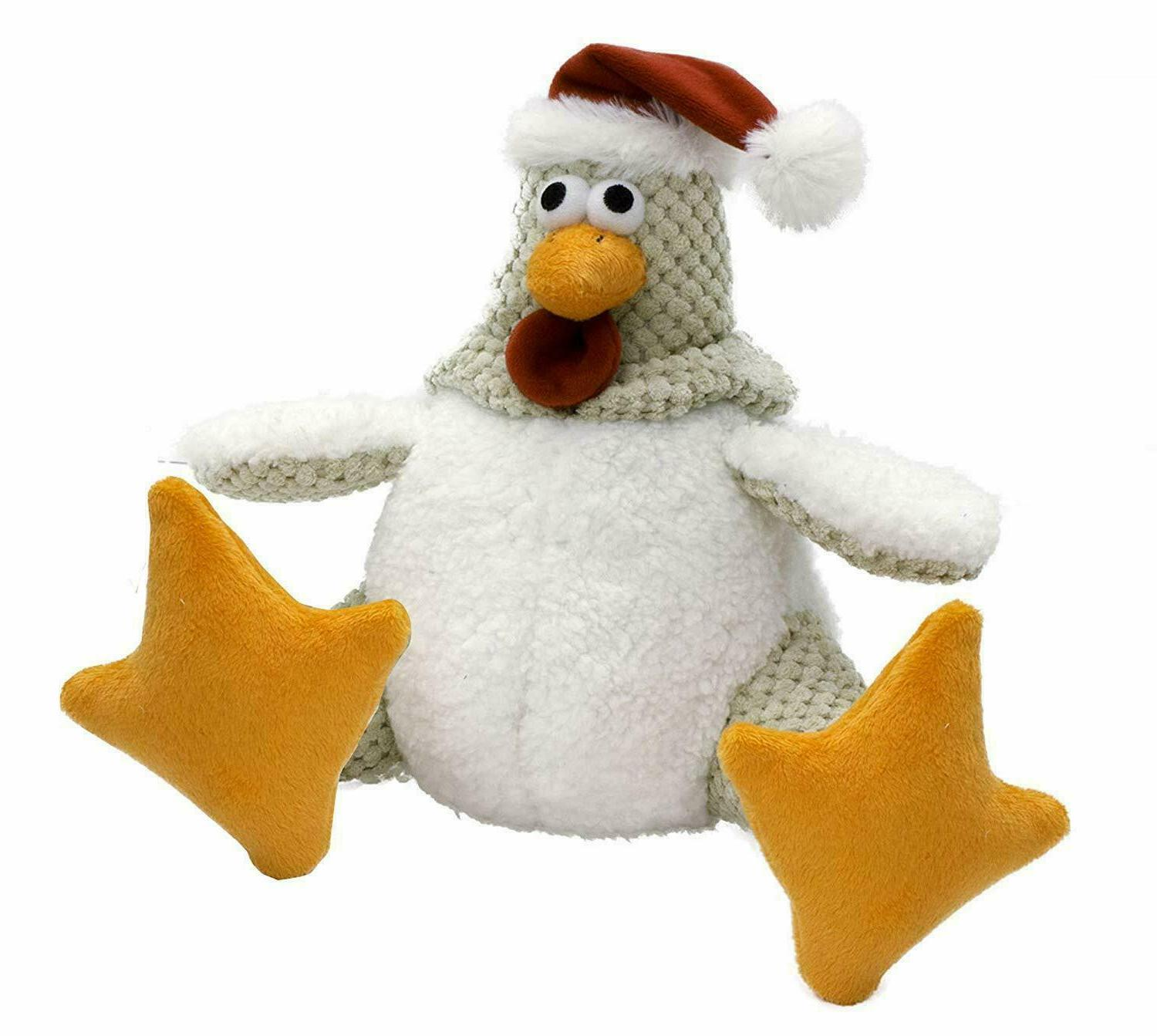 GoDog Fat Rooster Toys: Choose from Small or Large