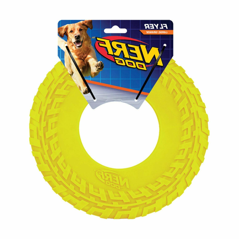 Nerf Dog Frisbee Size