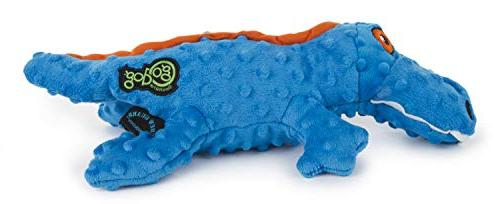 goDog Gators Guard Technology Tough Dog Toy,