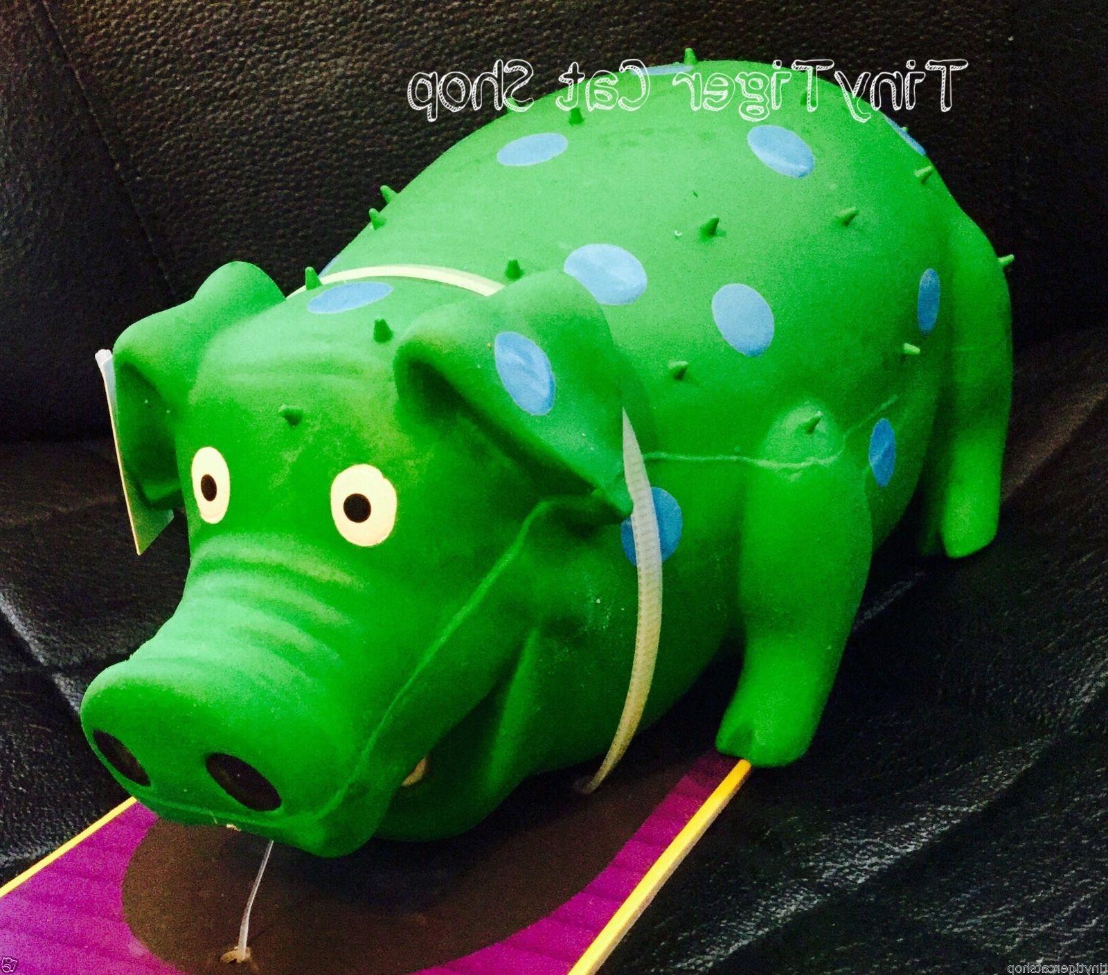 Multipet Goblets Dog Toy Squeaker Pig pigs