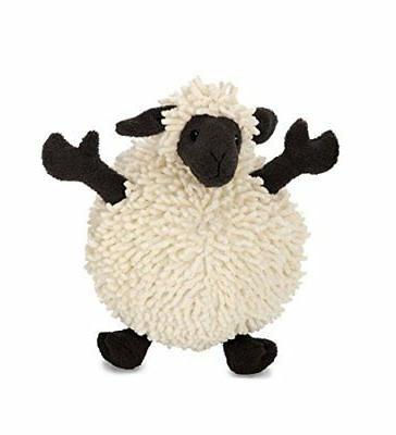 GoDog Fuzzy Wuzzy Sheep Dog Toy