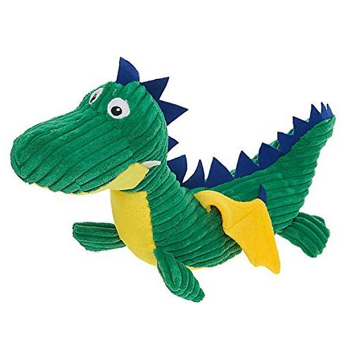 green dragon plush