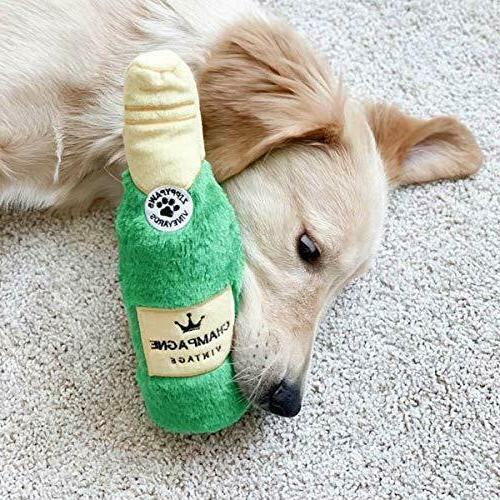 ZippyPaws Crusherz Crunchy Water Bottle Dog - Fun