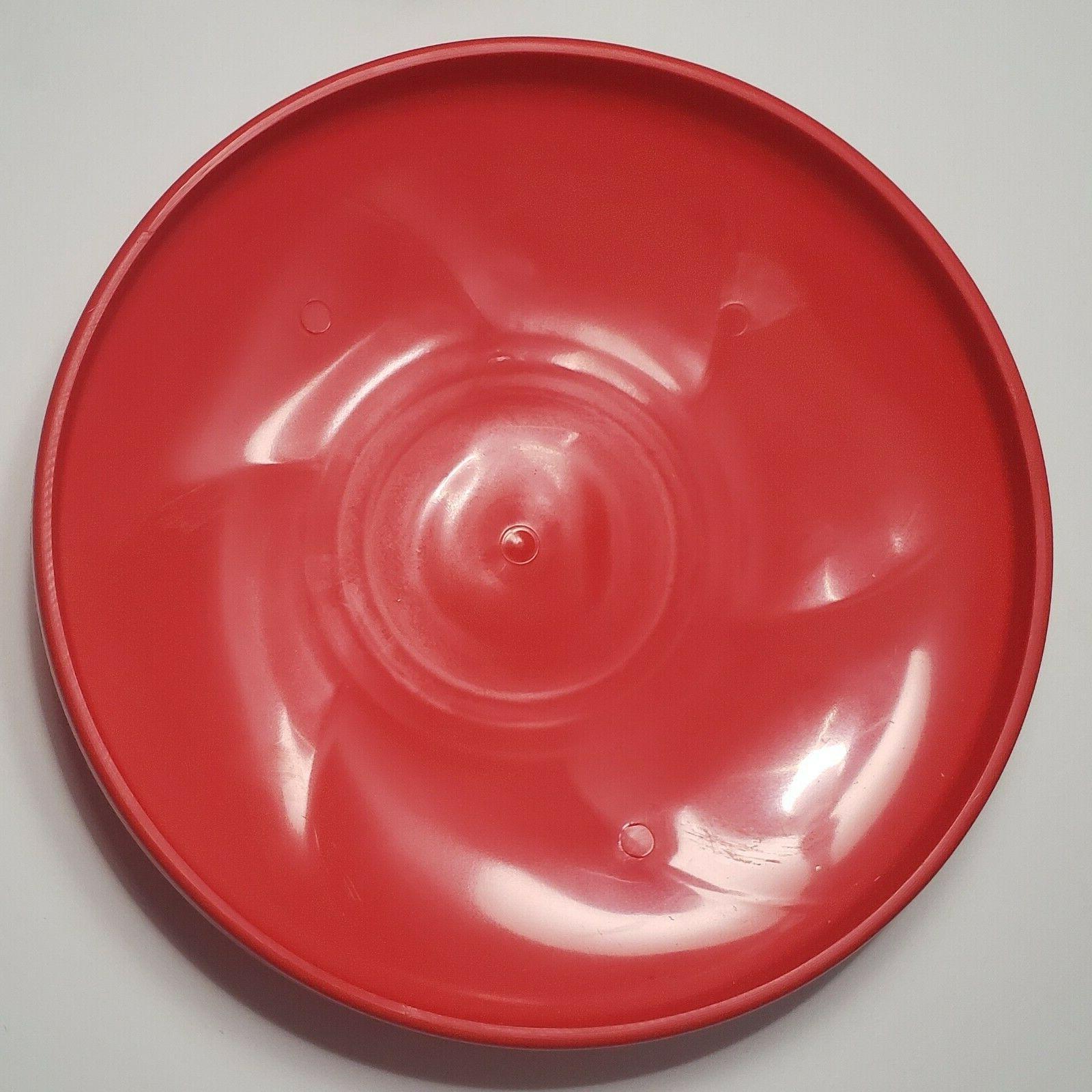Heavy Plastic Frisbee