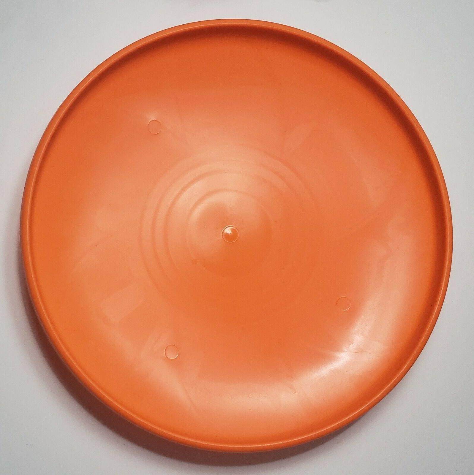 Heavy Duty Plastic Frisbee