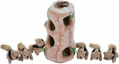 Outward Hide-A-Squirrel Puzzle Activ
