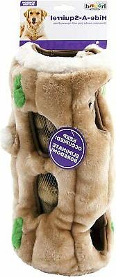 Outward Puzzle Plush Dog Toy - and Seek Activ