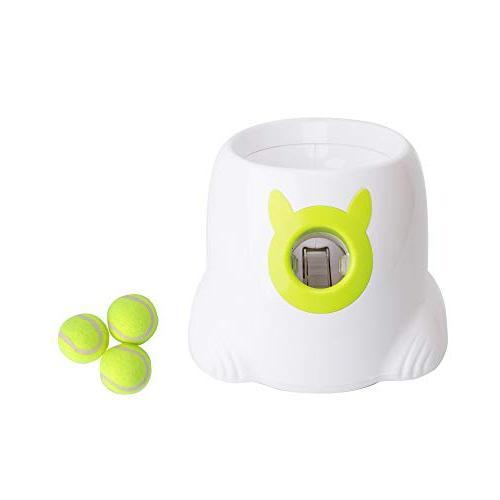 interactive ball launcher dogs