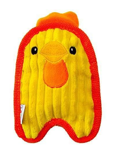 Outward Invincibles Dog Toy Dog, Duck,