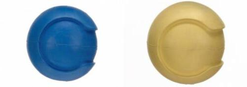 JW Pet Small iSqueak Bouncin' Baseball Dog Toy