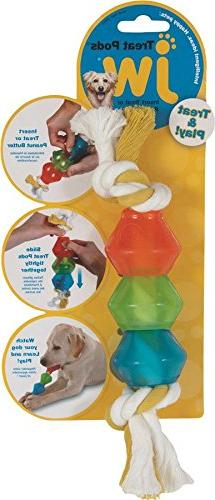 JW Pet Company Treat Pod for Dogs, Small
