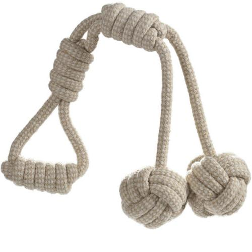 Knitted Braided Tug-Pull Fetch