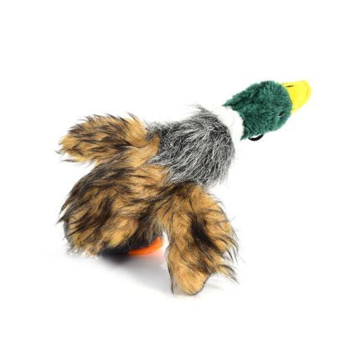 Large Dog Toys Plush Bird