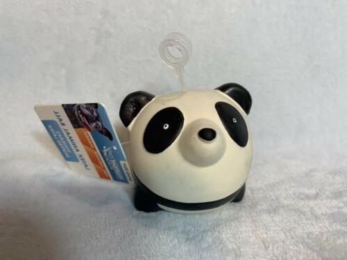 Multipet Latex Animal Ball Dog Toy:Fox,Pig,Panda,Cat