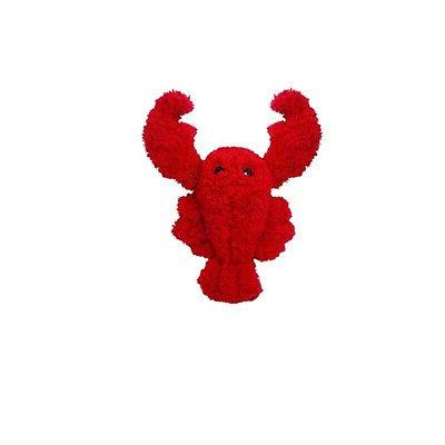 MULTIPET Look Who's Talking Lobster for Dog Toy Talks when y