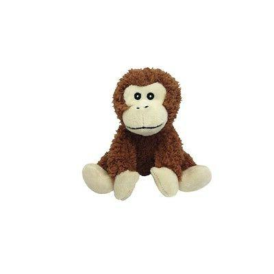 MULTIPET Look Who's Talking Monkey for Dog Toy Talk when you