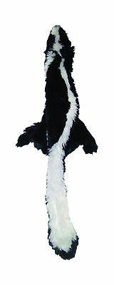 Ethical Mini Skinneeez Skunk 14-Inch Stuffingless Dog Toy
