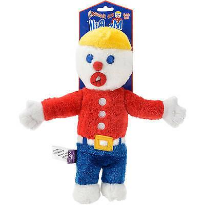 mr bill plush dog toy
